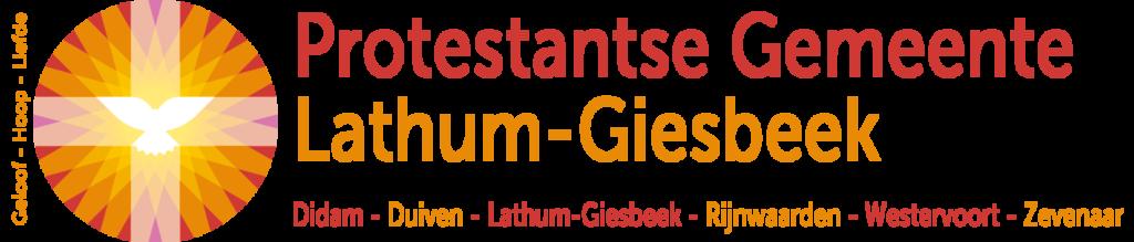 Logo van de Protestantse Gemeente Lathum-Giesbeek